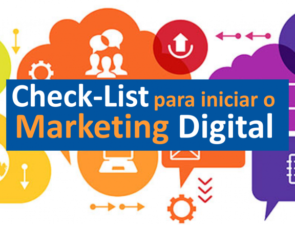check list para iniciar o marketing digital